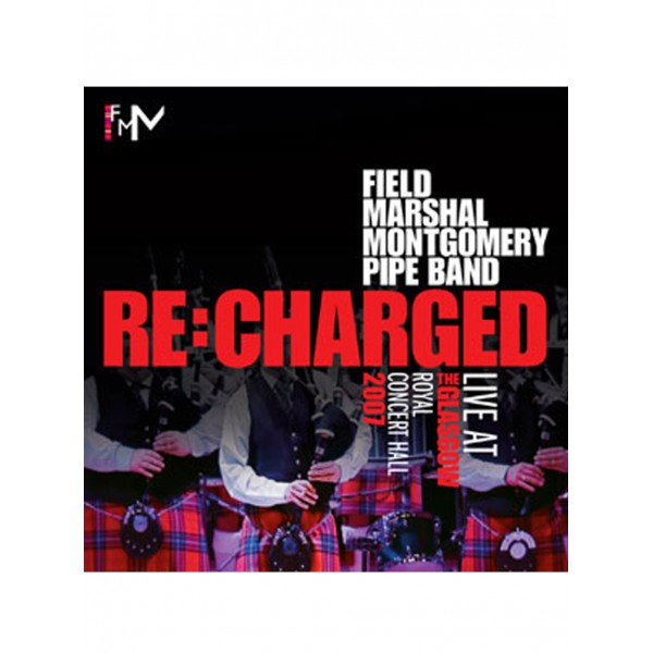 FMM RE:CHARGED CD